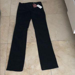 J Brand Black Corduroy jeans